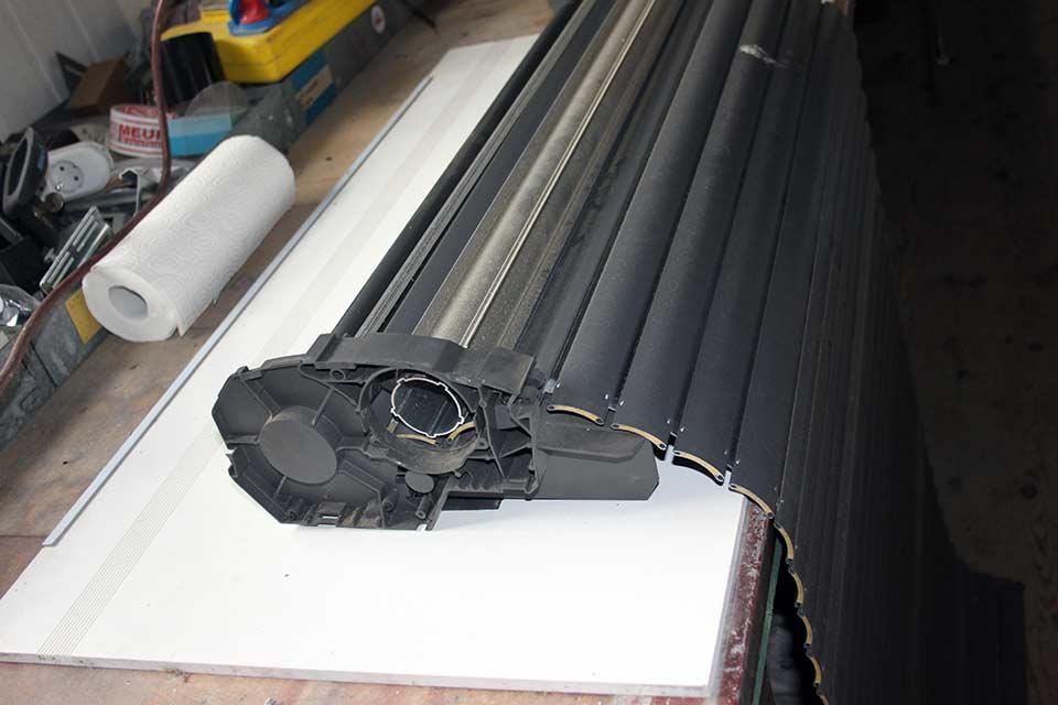 velux rollladen ersatzteile rollladen momentfeder velux lange version f023 f023 lang solar. Black Bedroom Furniture Sets. Home Design Ideas