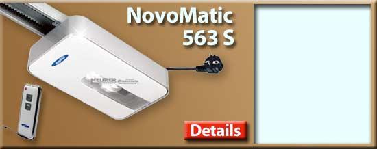 novoferm novomatic 563 s. Black Bedroom Furniture Sets. Home Design Ideas